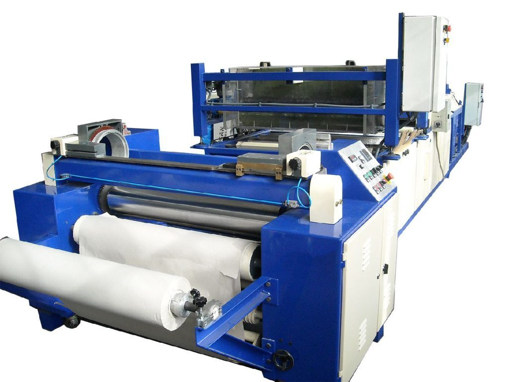 Kağıt Rotasyon Baskı Makinesi